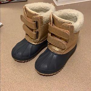 Gap Toddler girls duck boots